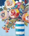 Bouquet For Alice Wrapped Canvas Giclee Print Wall Art