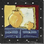 Bright Vase Wrapped Canvas Giclee Print Wall Art