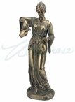 Bronze Cardinal Virtues Temperance Sculpture
