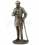 Bronze General Robert E. Lee Standing Sculpture