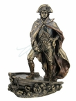Bronze George Washington Crossing the Delaware Sculpture