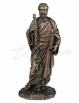 Bronze Hippocrates Sculpture