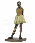 Bronze Little Dancer of Fourteen Years Sculpture
