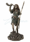 Bronze Queen Boudica of the Iceni Sculpture
