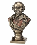Bronze William Shakespeare Sculpture