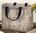 Buy Local Stonewashed Canvas Grocery Market Tote Bag