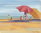 By the Sea Wrapped Canvas Giclee Art Print Wall Art