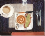 Cafe Adam Wrapped Canvas Giclee Print Wall Art