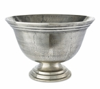 Cast Aluminum Centerpiece Bowl