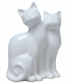 Cat Happiness Sculpture