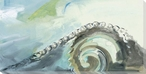 Centric Chain Wrapped Canvas Giclee Print Wall Art