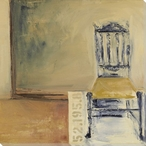 Chair 3 Wrapped Canvas Giclee Print Wall Art