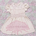 Chatter Box Dress Wrapped Canvas Giclee Print Wall Art