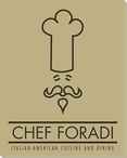 Chef Foradi Wrapped Canvas Giclee Print Wall Art