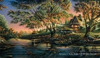 Close to Paradise Scenic Limited Edition Art Print Wall Art