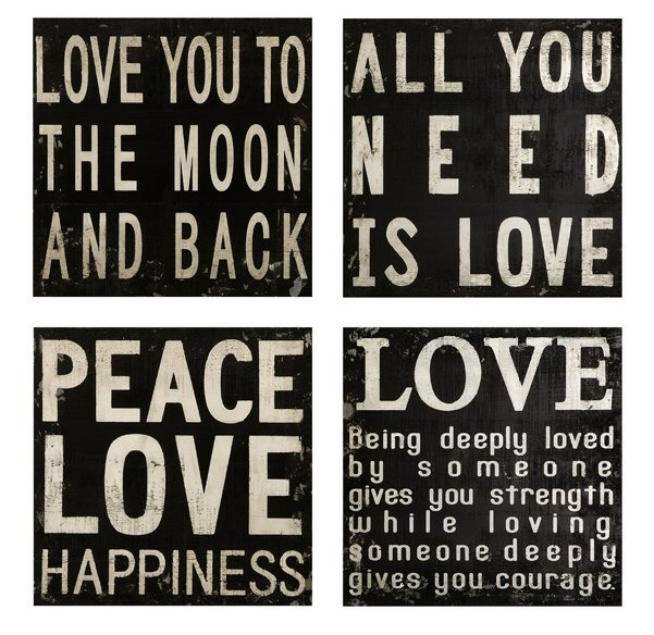 Love Wooden Sign Quotes. QuotesGram