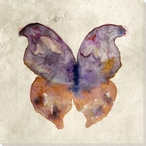 Colorful Butterfly 10 Wrapped Canvas Giclee Print Wall Art