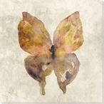 Colorful Butterfly 6 Wrapped Canvas Giclee Print Wall Art