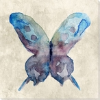 Colorful Butterfly 9 Wrapped Canvas Giclee Print Wall Art