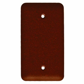Commercial Grade Single Blank Steel Switch Plate Cover