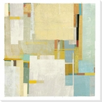 Constructures 4 Wrapped Canvas Giclee Art Print Wall Art