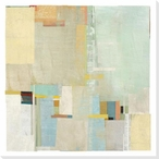 Constructures 6 Wrapped Canvas Giclee Art Print Wall Art