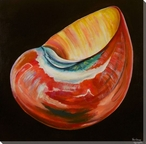 Cooper Turbo Shell Wrapped Canvas Giclee Print Wall Art