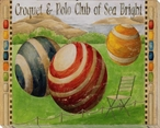 Croquet & Polo Club of Sea Bright Wrapped Canvas Giclee Print