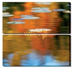 Day 12 Photographic Wrapped Canvas Giclee Print Wall Art, Set of 2