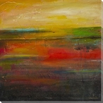 Day Break 3 Wrapped Canvas Giclee Print Wall Art