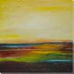Day Break 4 Wrapped Canvas Giclee Print Wall Art