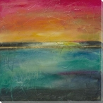 Day Break 5 Wrapped Canvas Giclee Print Wall Art