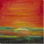 Day Break 7 Wrapped Canvas Giclee Print Wall Art