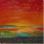 Day Break 8 Wrapped Canvas Giclee Print Wall Art