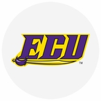 East Carolina Pirates Absorbent Beverage Coasters, Set of 8