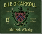 Eile O'Carroll Whiskey Wrapped Canvas Giclee Print Wall Art