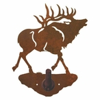 Elk Metal Robe Hook
