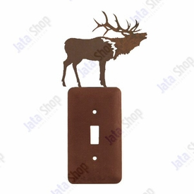 Elk Single Toggle Metal Switch Plate Cover