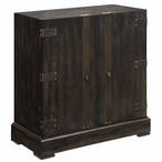 Empire Wood Cabinet