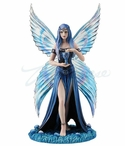 Enchantment Lady with Wings Sculpture by Anne Stokes