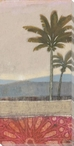 Exotic Palms II Wrapped Canvas Giclee Print Wall Art