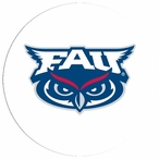 Florida Atlantic Owls Absorbent Beverage Coasters, Set of 8