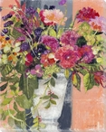 Flowers For You Wrapped Canvas Giclee Print Wall Art