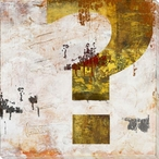 Gold Question Mark Symbol Wrapped Canvas Giclee Print Wall Art