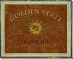 Golden State American Olive Oil Wrapped Canvas Giclee Print Wall Art