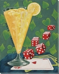 Harvey Wallbanger Wrapped Canvas Giclee Print Wall Art