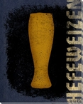 Hefeweizen Beer Wrapped Canvas Giclee Print Wall Art