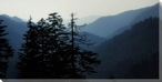 High Country Silhouette I Wrapped Canvas Giclee Print Wall Art
