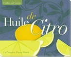 Huile de Citro Citrus Infused Oil Wrapped Canvas Giclee Print Wall Art