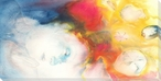 I Dream In Color Wrapped Canvas Giclee Print Wall Art